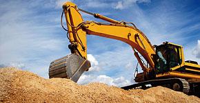 excavations